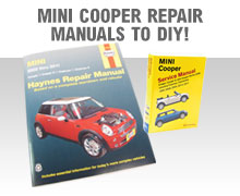 MINI Cooper Workshop Manuals & Books