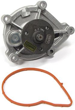 water pump and gasket