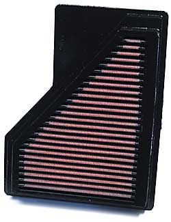 MINI Cooper air filters