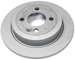 MINI Cooper rear brake rotor