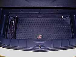 MINI Cooper rubber cargo liner