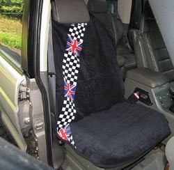 Land Rover seat cover
