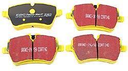 EBC Yellow Stuff Front Brake Pad Set For MINI Cooper