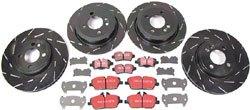 MINI Cooper performance brake replacement kit