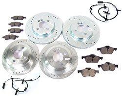 Hawk performance brake upgrade kit