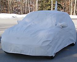 MINI Cooper car cover