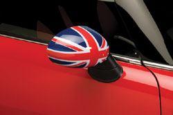 Mirror Cap Union Jack