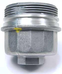 MINI Cooper oil filter housing cover