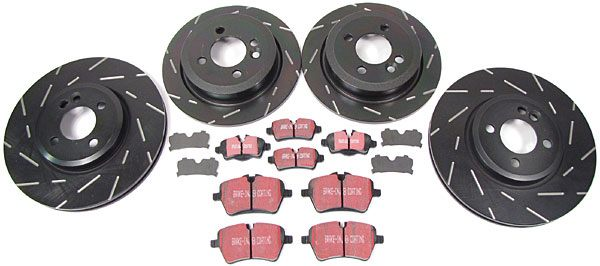 MINI performance brake rebuild kit