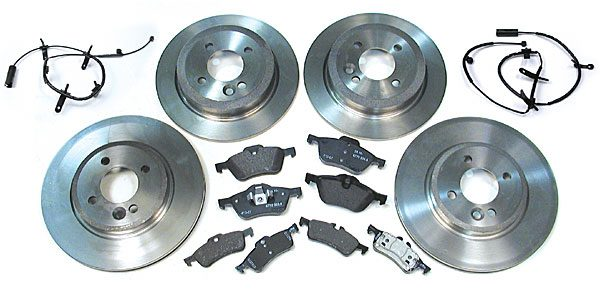 MINI Cooper brake rebuild kit