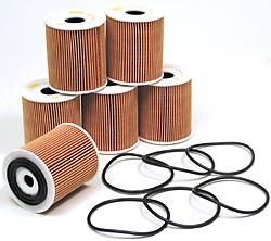 MINI Cooper Oil Filters Set Of 6