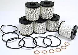 MINI Cooper Oil Filter Kit - Set of 6