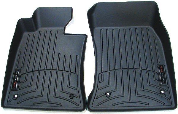 molded front floor mats