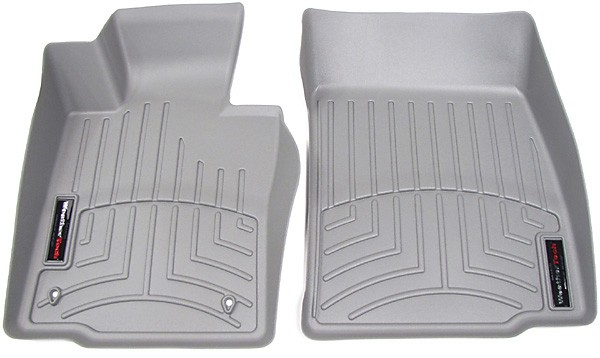 grey WeatherTech FloorLiners