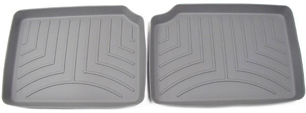 grey WeatherTech FloorLiners